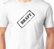 Draft Unisex T-Shirt