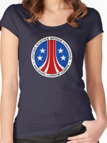 United States Colonial Marine Corps Insignia - Aliens Women's Fitted Scoop T-Shirt