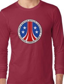 United States Colonial Marine Corps Insignia - Aliens Long Sleeve T-Shirt