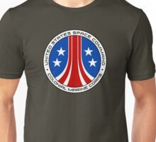 United States Colonial Marine Corps Insignia - Aliens Unisex T-Shirt
