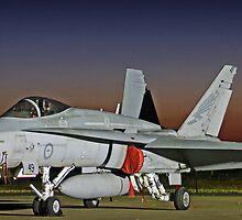 F/A - 18 #49 by AlMiller