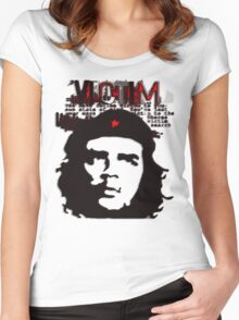 Che.(Victim) Women's Fitted Scoop T-Shirt