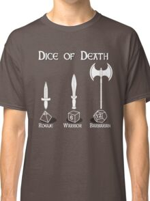 Dice of Death Classic T-Shirt