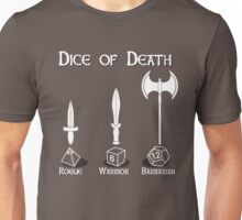 Dice of Death Unisex T-Shirt