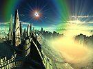 Emerald City - Planet Oz by SpinningAngel