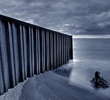 Wall of Silence by Bluesoul Photography