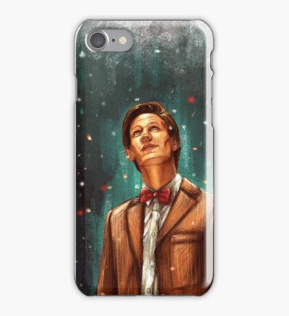 The dreamer of impossible dreams iPhone Case/Skin