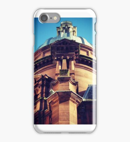 Manchester Architeture iPhone Case/Skin