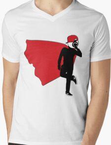 Swagger Eye Mens V-Neck T-Shirt