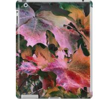Dressed for Fall iPad Case/Skin