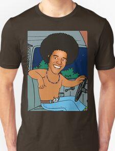 president obama cartoon - from family guy Unisex T-Shirt