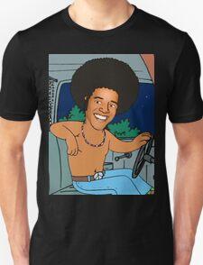 president obama cartoon - from family guy T-Shirt