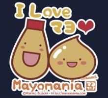 Mayo Love Kids Tee