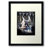 Devil Framed Print