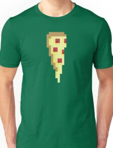 PIZZA PIXEL PATTERN T-Shirt