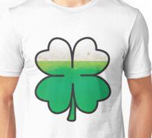 Green Beer Leaf Clover  Unisex T-Shirt
