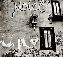 Motel by luckylarue