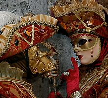 Carnevale di Venezia VII by Louise Fahy