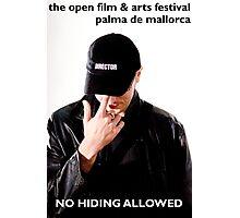Film Student Photographic Print
