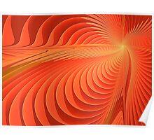 Energetic Waves  Poster