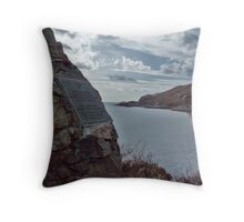 The Great Escape- Bonnie Prince Charlie Throw Pillow