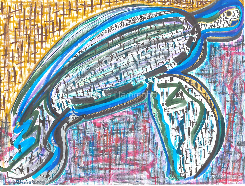 My Jabuti (The Living Ancient)  by Chris Hammond