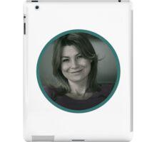 Dr. Meredith Grey iPad Case/Skin