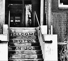 Hotel San Jose by luckylarue