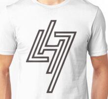 LUHAN 7 black Unisex T-Shirt