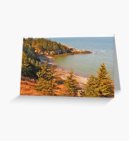 Smuggler's Cove Greeting Card