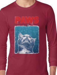 Paws Long Sleeve T-Shirt