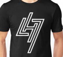 LUHAN 7 white Unisex T-Shirt