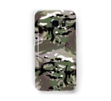 Camo Camo, and the art of disappearing. Samsung Galaxy Case/Skin