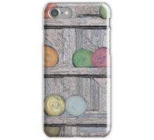 Balls of Yarn iPhone Case/Skin