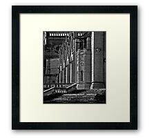 Mono Ghajnsielem Parish Gozo Framed Print
