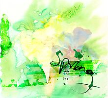 Spring by Illustrated Planet