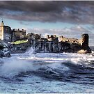 St Andrews Castle by Bill McKenzie