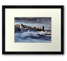 St Andrews Castle Framed Print