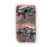 Camo Camo, don't blend in with the crowd! Samsung Galaxy Case/Skin