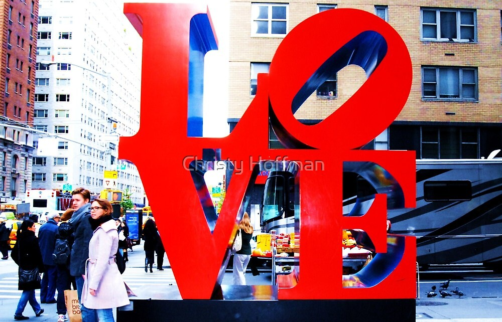 Love in the Big Apple by Christy Hoffman