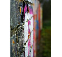 328 - The Writings on the Wall Photographic Print