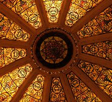 Stained Glass Ceiling  by tconfer983