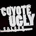 Coyote Ugly Sign, Nashville, TN by Debbie Robbins