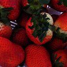 STRAWBERRIES by gracestout2007