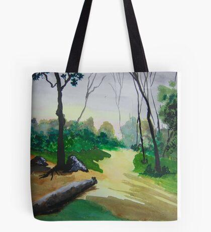 Trail's End Tote Bag