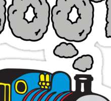 Prosti-TOOT Sticker