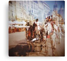 Cracow  Canvas Print