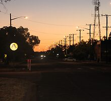 Lightning Ridge - Home of the Black Opal by Michelle Munday
