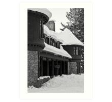 Ehrman Mansion Art Print