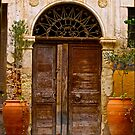 Doors - Chania - Crete - Greece. by Brown Sugar . F* . Views (415) . Favs (2). by AndGoszcz